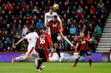 Premier League - AFC Bournemouth vs Stoke City