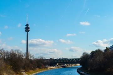 Main-Donau-Kanal Nürnberg