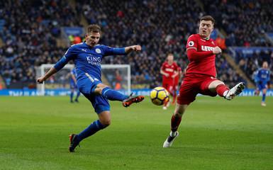 Premier League - Leicester City vs Swansea City