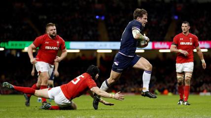 Six Nations Championship - Wales vs Scotland