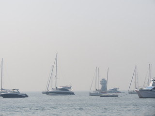 Bombay la baie