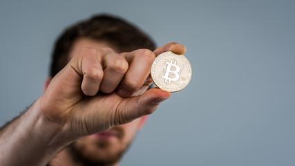 bitcoin anonimowa transakcja - fototapety na wymiar