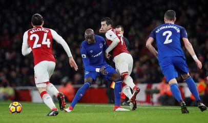 Premier League - Arsenal vs Everton