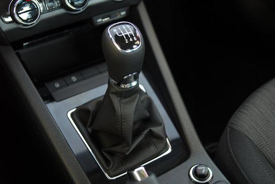 manual gear shift
