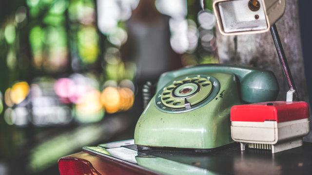 Vintage Desk Telephone