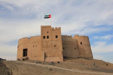 Fort Fujairah Vereinigte Arabische Emirate