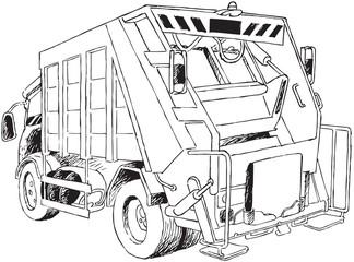 çöp arabasi