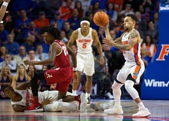 NCAA Basketball: Alabama at Florida
