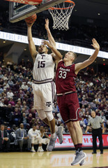 NCAA Basketball: South Carolina at Texas A&M