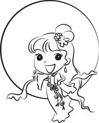 Mid-Autumn Festival, fairy