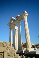 Temple of Apollo in Turkey