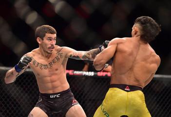 MMA: UFC Fight Night-Belem-Silva de Andrade vs Vera