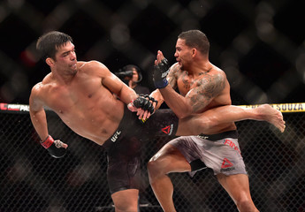 MMA: UFC Fight Night-Belem-Machida vs Anders