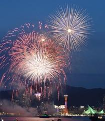Fireworks Kobe Japan