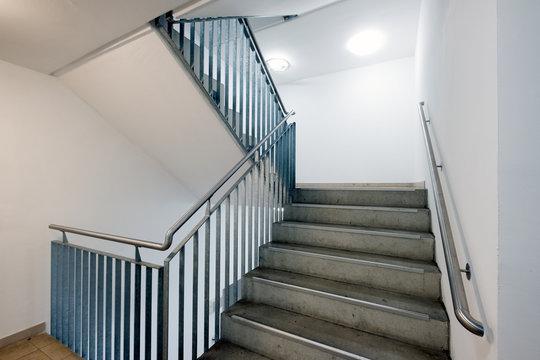 Treppenhaus Stufen