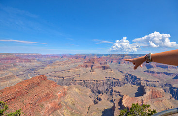 Gran Cañon del Colorado, Arizona USA