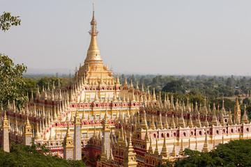 Thanboddhay Paya pagoda in Monywa