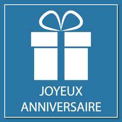 Logo Joyeux Anniversaire.