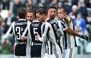 Serie A - Juventus vs U.S Sassuolo