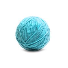 Ball of Threads wool yarn