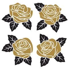 Roses set 003