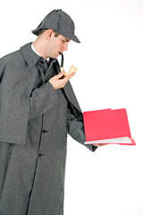 Sherlock: Detective Reading Through Secret Documents
