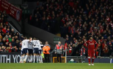 Premier League - Liverpool vs Tottenham Hotspur