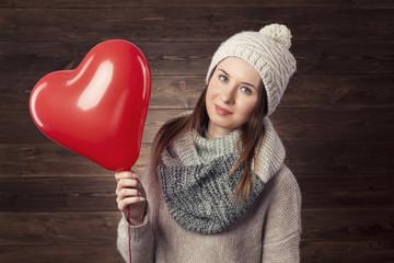 Valentine`s gift. Happy Valentine day.