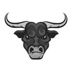 Bull logo illustration