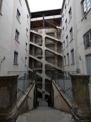 Cours des Voraces Lyon