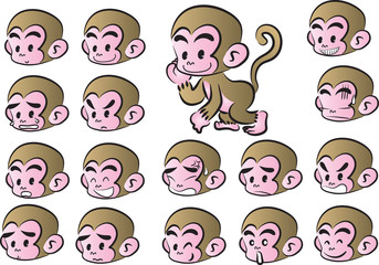 monkey Expression package