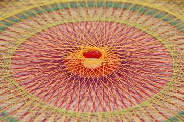 糸 飾り 工芸