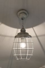 One Hanging Lamp