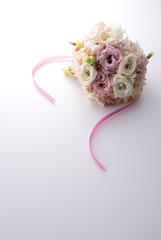 トルコキキョウの花束
