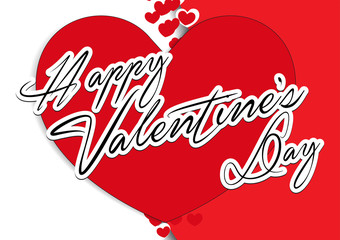 Valentine's Day Sticker, valentine's day card, greeting cards. love objects