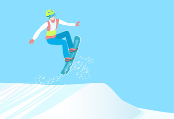 Professional Snowboarding, winter sport.