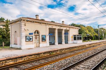 La gare de La Ciotat théâtre d'un des premiers films des frères Lumière
