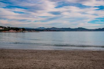 La Ciotat et sa plage de sable