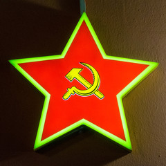 Star of the Soviet army