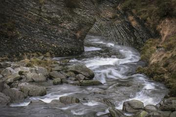 Rural Running Stream