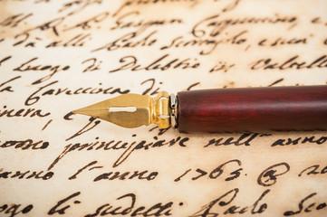ink dip pen