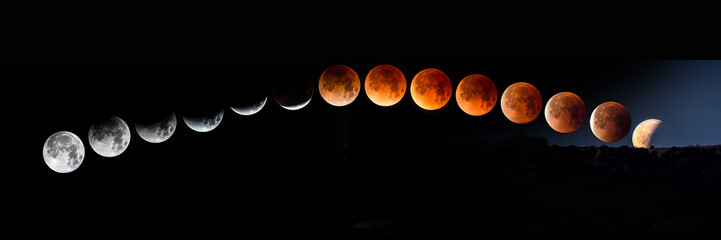 Once in a Blue Blood Super Moon
