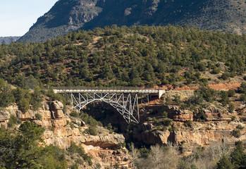 Midgley Bridge near Sedona, Arizona
