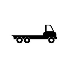 wrecker icon. Elements of transport icon. Premium quality graphic design icon. Signs and symbols collection icon for websites, web design, mobile app