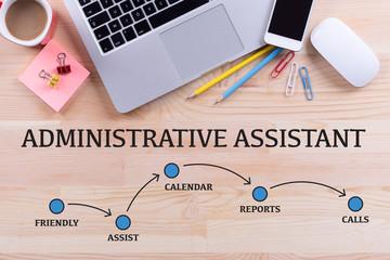 ADMINISTRATIVE ASSISTANT MILESTONES CONCEPT