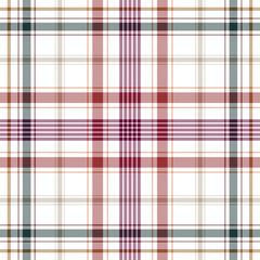 Tartan traditional checkered british fabric seamless pattern....