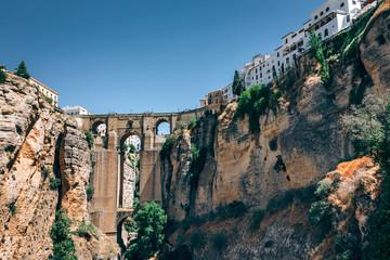 Ronda Bridge at Spain