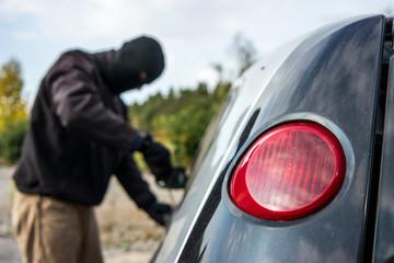 Fahrzeugdiebstahl