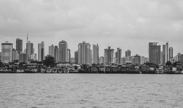 Belém vista do rio