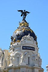 Madrid, capitale Espagnole